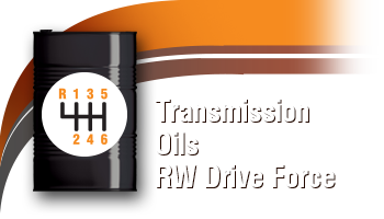 Transmission Oils: RW Drive Force