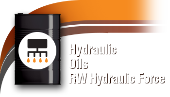Hydraulic Oils: RW Hydraulic Force